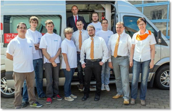 Über 100 Besucher auf den Automatisierungstagen bei STiMA